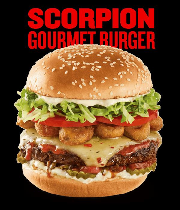 Red Robin Burger Masters